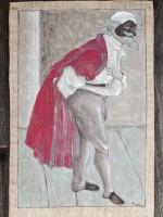 Pantalone : interprétation croquis de Callot